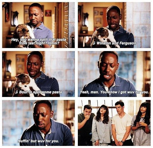 "Community Post: 23 Signs You're Hopelessly Obsessed With ""New Girl"""