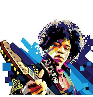 Jatmika: Jimi Hendrix