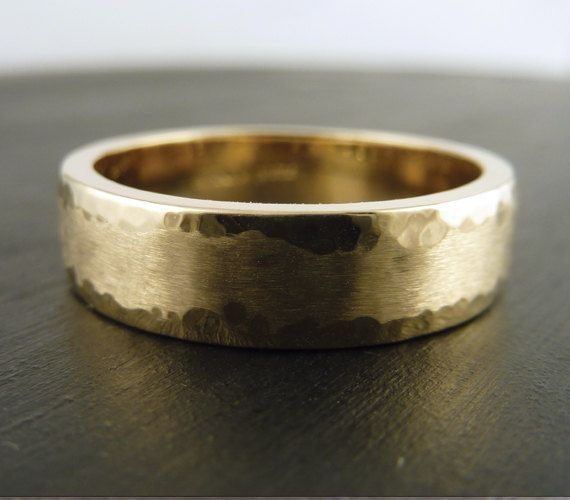 17 Best ideas about Mens Gold Wedding Bands on Pinterest Gold