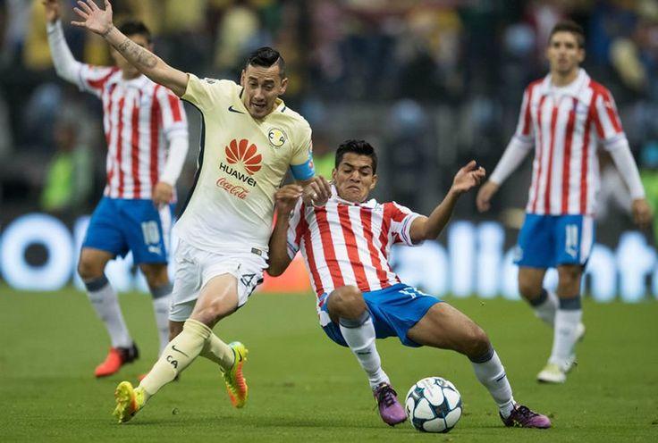 Horario de América vs Chivas y por dónde verlo, semifinal de la Copa MX A2016 - https://webadictos.com/2016/10/25/horario-america-vs-chivas-copa-mx-a2016/?utm_source=PN&utm_medium=Pinterest&utm_campaign=PN%2Bposts