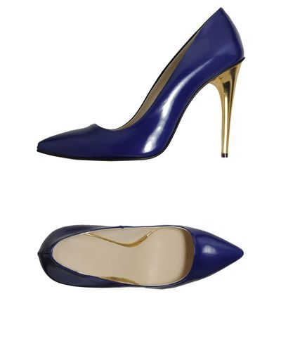 Туфли LES PETITES... 44453110 Синий кожа 7800 руб. с кожаной подошвой