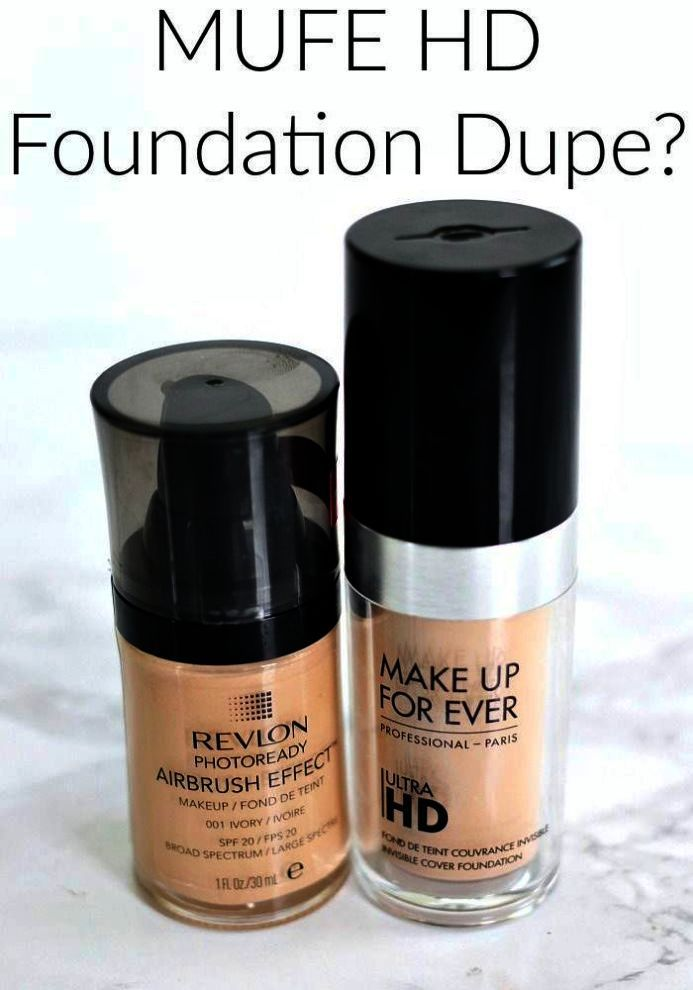 Source · Makeup Forever Hd Foundation Dupe 2018 Makeupview co