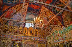 st basil cathedral moscow interior