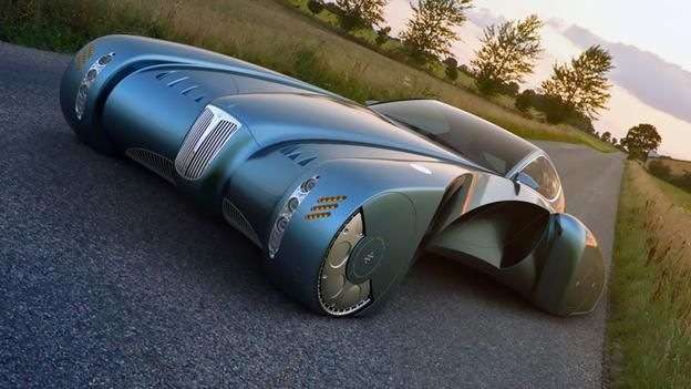 BBC - Future - Technology - The cars we'll be driving in the world of 2050