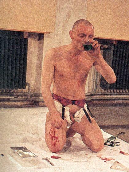 Günter Brus, 1970