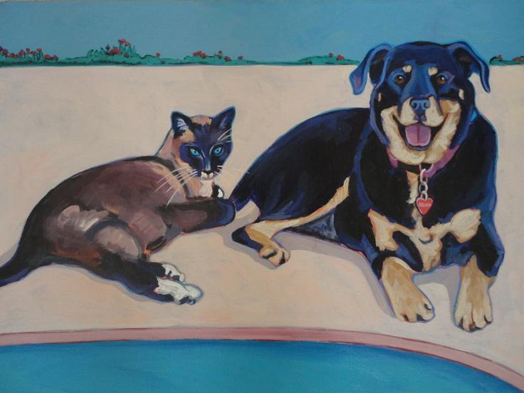 Great pet portraits!  www.rondaahrens.com