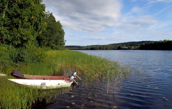 Суоми. Осенняя рыбалка в Озёрном крае. Часть I #fishing #Finland