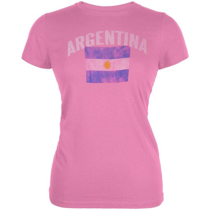 Argentina Royal Juniors Soccer T-Shirt