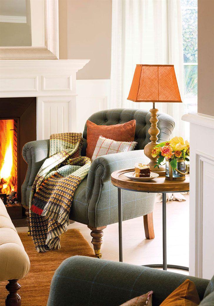 How To Decorate Living Room With Autumn Colors Photos Ideas Design Living Decor Living Room Interior Living Room Decor