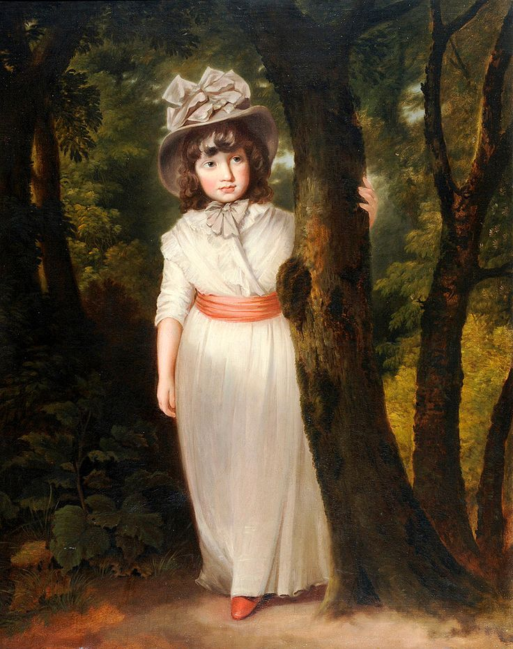 "hoppner john prt of harriet ann seale when a child (from <a href=""http://www.oldpainters.org/picture.php?/27494/category/12021""></a>)"