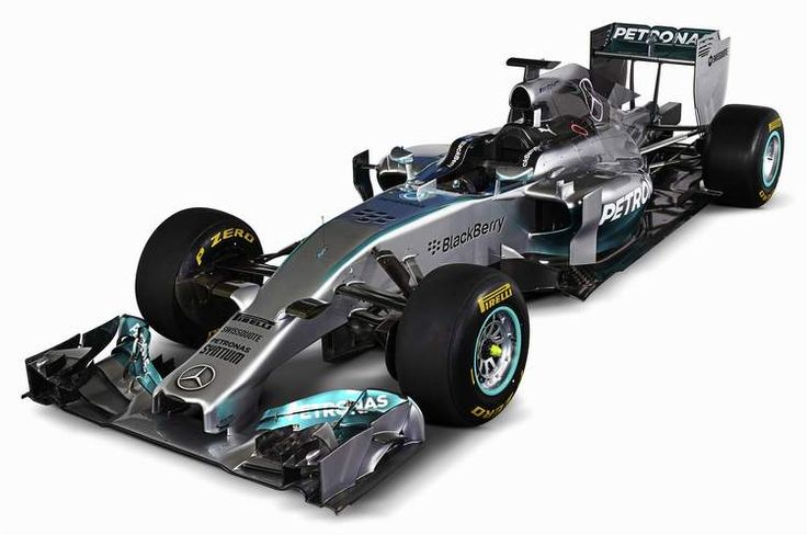 Mercedes W05 F1