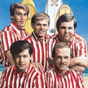 """Not gonna lie: I never did """"get"""" the Beach Boys... #12 on Rolling Stone's list of the 100 greatest artists..."""