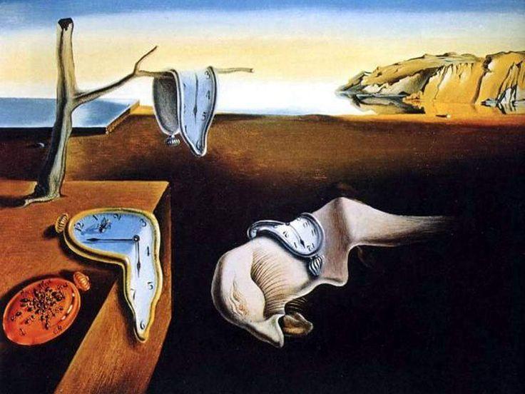 """Los relojes blandos"", Salvador Dalí. Any 1931."