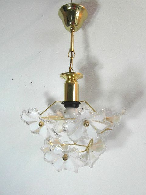 Floral Ceiling Light Ceiling Chandelier By
