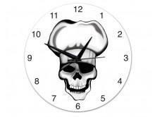 Relógio Caveira - decor8 - R$85,00