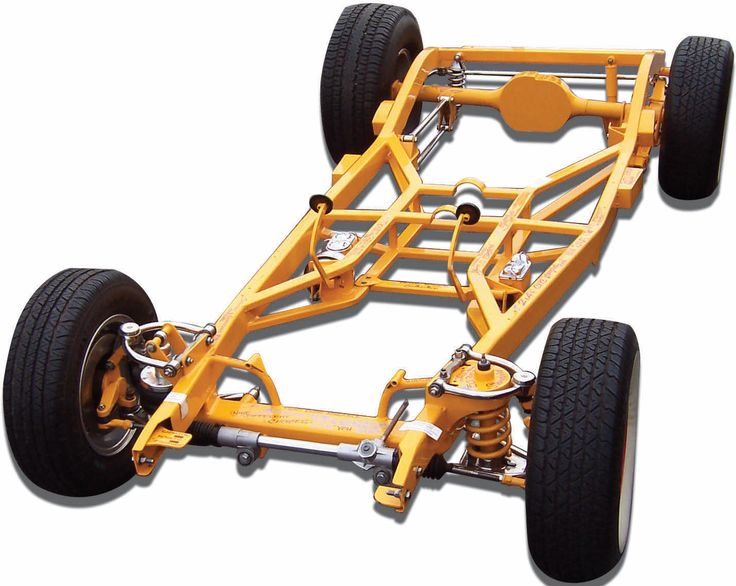 Simple Chassis And Suspension Plans Google Search Car Build