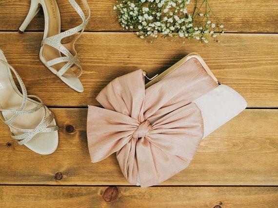 Fard à joues d'embrayage  Embrayage nuptiale  par DavieandChiyo