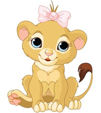 Pretty Lion Cub