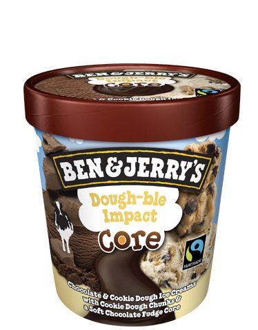 Dough-ble Impact Core | Ben & Jerry's