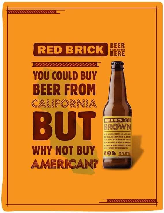 Red Brick Beer: California