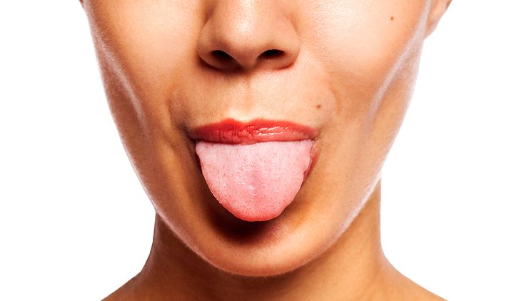 Tongue changes like white spotting, sore or bumpy texture, burning sensation, and black and hairy appearance are symptoms of disease to discuss with your doctor.