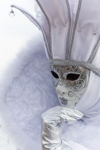 carnevale di venezia by alexis..., via Flickr
