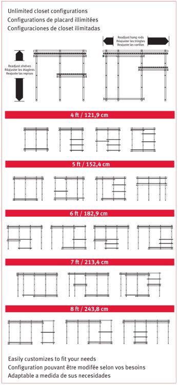 Rubbermaid Configurations Ideas