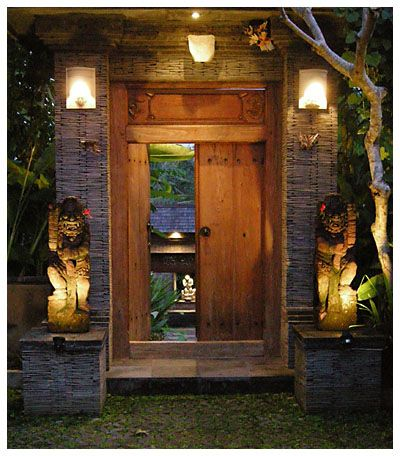 Bali styled