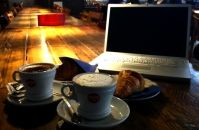 Cappuccino in Business