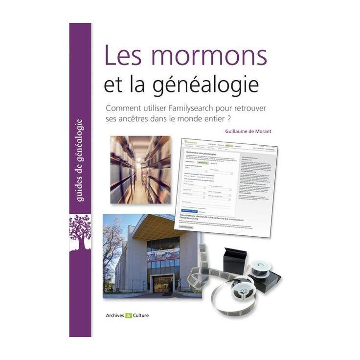 Les mormons et la généalogie - La Boutique Geneanet