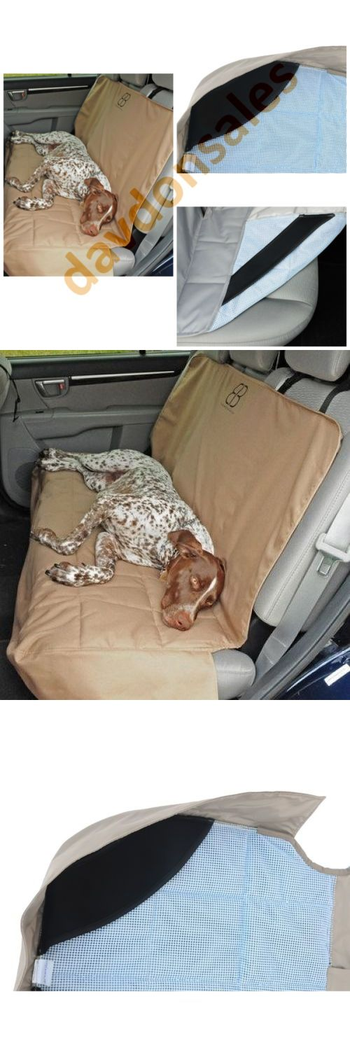 Car Seat Covers 117426: Car Seat Protector Cover Pet Dog Hammock Cat Back Rear Suv Mat Blanket Travel -> BUY IT NOW ONLY: $60.97 on eBay!