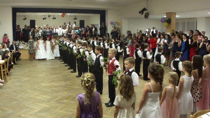 Školní ples Kněžpole 2017