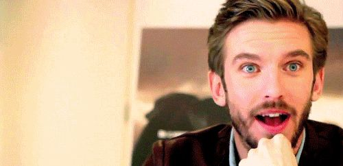 Dan Stevens (I love this interview so much.His voice is like music to my ear.I'll pin again and again.) (:)