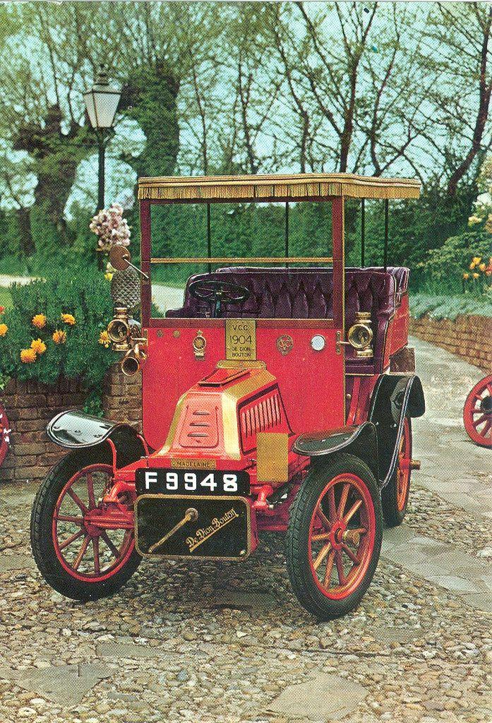 378 best Antique Cars B4 / Dec1904 images on Pinterest | Old ...