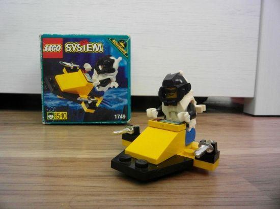 LEGO Paravane 1996