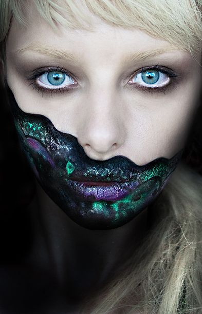 44 best Airbrush images on Pinterest | Airbrush makeup, Make up ...