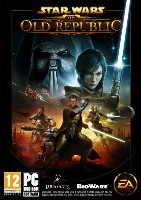 STAR WARS THE OLD REPUBLIC Pc Game Free download full version