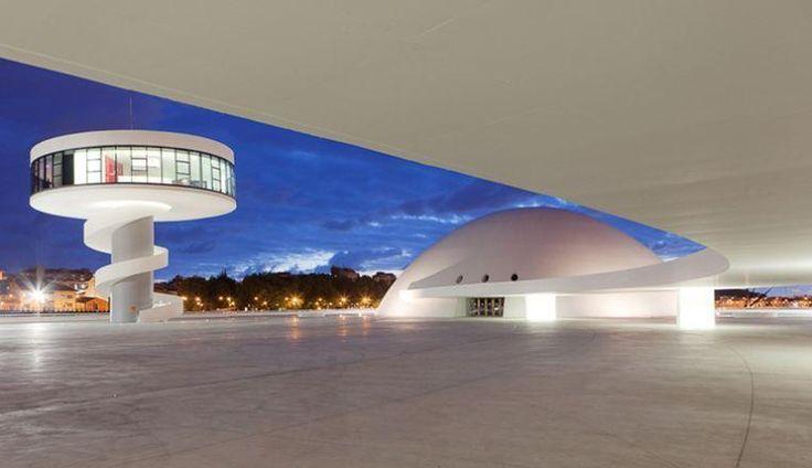 Centro Cultural Niemeyer - Arte y cultura iGuzzini