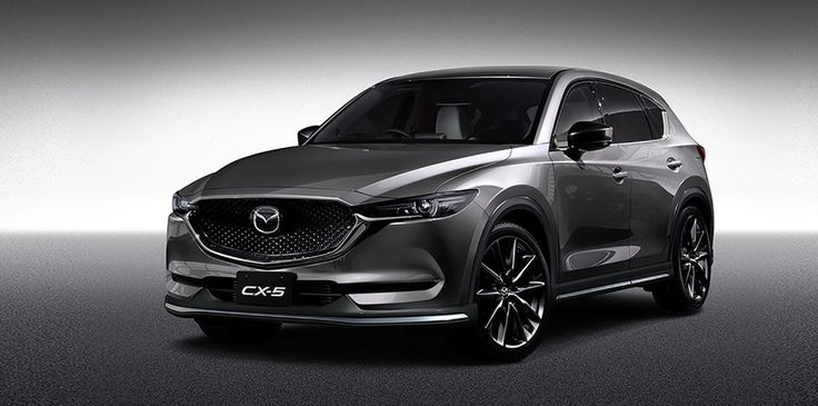 2017 Mazda CX-5 and CX-3 sport their Custom Style in Tokyo