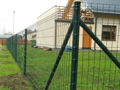 34 best Fence! images on Pinterest | Welded wire fence, Wire mesh ...