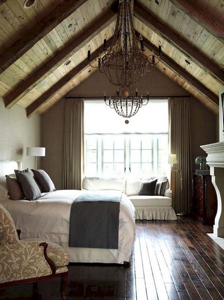 Amazing Loft Bedroom Design Ideas 0100