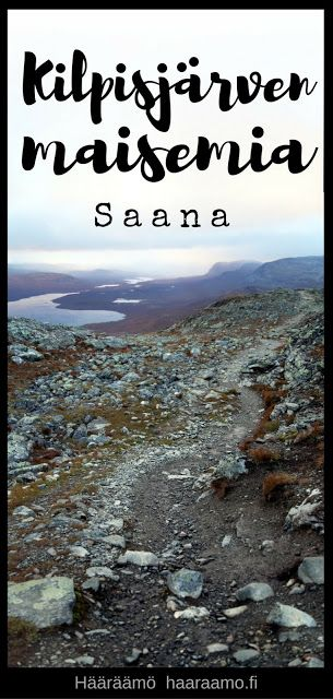 Kilpisjärven maisemia: Saana http://www.haaraamo.fi