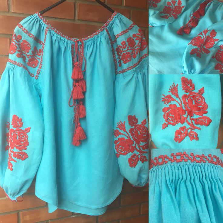 exclusive embroidered dresses and blouses, hand assembled on age-old traditions, any size Viber +380978718888