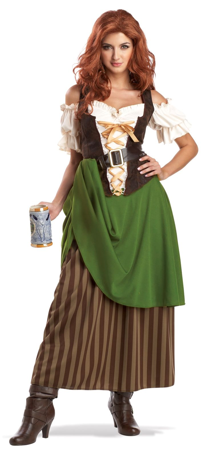 38 best Historical Women's Costumes images on Pinterest | Adult ...