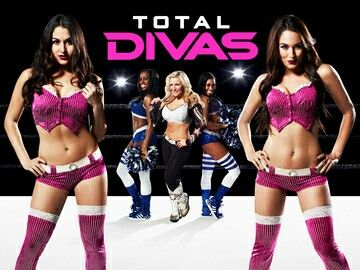 WWE Total Divas - seriously, I love this show. And I have never in my life watched WWE, honest injun. But I am totally in love with these women. I wanna be allllll their best friends.