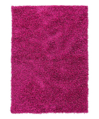 take a look at this pink u0026 purple shag rug by jaipur rugs on zulily
