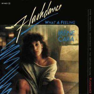 'What A Feeling (Flashdance)' - Irene Cara