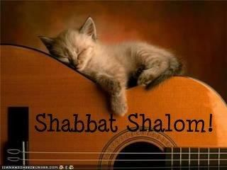 Shabbat Shalom!    For Brittany