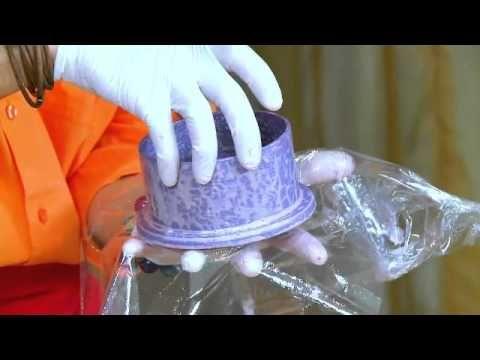 Мастер класс от Марата Ка «Шкатулка из канализационной трубы» - YouTube