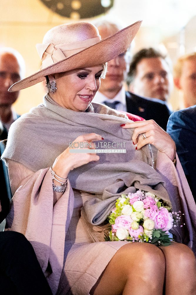 King Willem Alexander And Queen Maxima Visit To Germany 22 May